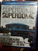 SUPERDOME (1978) BLU-RAY BRAND NEW & SEALED KINO LORBER