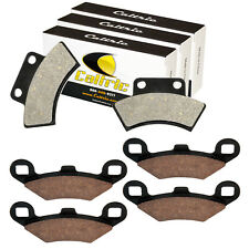 Polaris 500 Sportsman 4X4 Brake Pads Front Brakes fits 1998 1999 2000 2001 2002