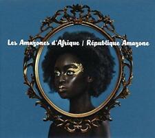 Les Amazones D'Afrique - Republique Amazone (NEW CD)