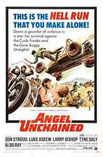 Angel Unchained Poster 01 Metal Sign A4 12x8 Aluminium