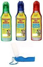 Ciotole e mangiatoie da viaggio senza marca in plastica per cani