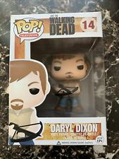 FUNKO POP! TELEVISION: THE WALKING DEAD - DARYL DIXON #14 Never Opened!