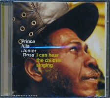 SEALED NEW CD Prince Alla, Jr. Ross & The Spears - I Can Hear The Children Singi