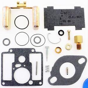 Carburetor Kit Float fits AMC 258 engine with carburetor 823983C91 13858 IHC P86
