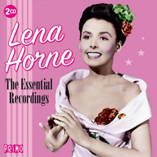 Lena Horne : The Essential Recordings CD (2018) ***NEW***