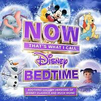 NOW THATS WHAT I CALL DISNEY BEDTIME (Various) 2 CD SET (2018)