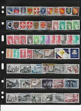 France stamp collection lot 128