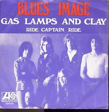 7inch BLUES IMAGE gas lamps and clay HOLLAND +PS EX BLUES ROCK