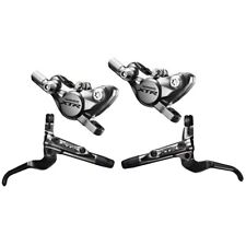 Shimano XTR BR-M9000 Race Hydraulic Brake Set. Front & Rear Complete Boxed Sets