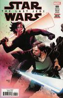 Star Wars The Last Jedi #6 MARVEL COMICS 2018 COVER A 1ST PRINT