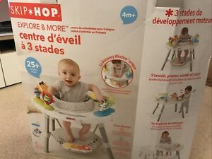 Skip Hop Explore and More 3 Stage Activity Centre