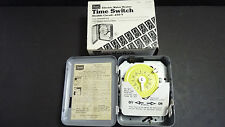 Sears Electric Water Heater Time Switch Double Circuit 250V New in Box