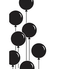 Darice Balloons Embossing Folder - Birthday Stamp - Baby Corner Embellishment