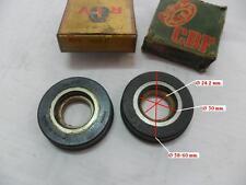 CUSCINETTO REG.FIAT 500 B/C 600D 1100/103 d,24,2/30X60X14,9 SKF 609553 CBF512642