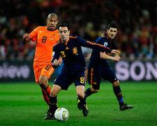 Xavier - Spain 2010 World Cup 8x10 Photo