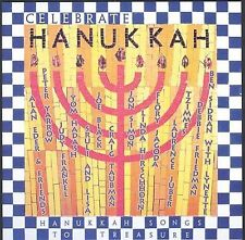 Celebrate Hanukkah by Various Artists CD Nov-2006, Rendezvous Entertainment i4c