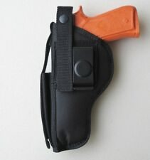 Hip Belt Gun Holster with Magazine Pouch For the CZ75 & CZ85 Pistol