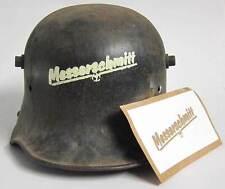 WW2 German Messerschmitt Factory Helmet Stencil Template  M34 M35 M40 M42 WWII