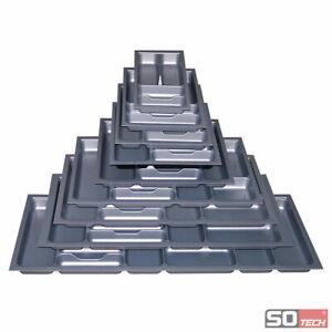 ORGA-BOX® Besteckeinsatz Besteckkasten Schubladeneinsatz für Blum Tandembox