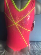 "GK leotard 26"" Watermelon Crush CM"