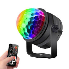 2x SanSai LED Disco Bright Indoor Party/night Light W/ Lampshade/remote Control