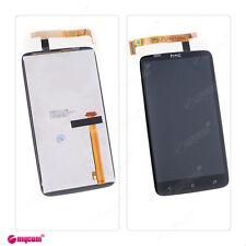 """Original LCD Display HTC ONE X 4,7""""  Schwarz Scheibe Glas Bildschirm Front NEU"""