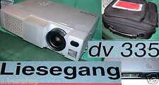BEAMER LIESEGANG DV 335 DIGITAL 3 LCD PROJECTOR MULTIMEDIA PROJEKTOR 279 DT00331