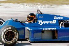 Stefan Bellof Tyrell 012 British Grand Prix 1985 Photograph 1