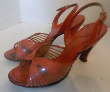 96b702bb2d978 1950s Vintage Heel Shoes for Women for sale | eBay