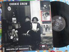 Cookie Crew – Secrets (Of Success) FFRR – FX 159 UK 12inch Maxi-Single