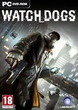 - Watch Dogs (pc Dvd) Ean3307215710708