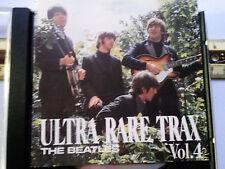 The Beatles: Ultra Rare Trax Volume 4 original CD -1989 w W GERMANY  mint