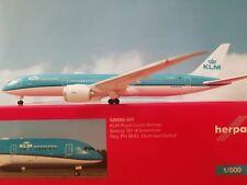 Herpa Wings 1:500  528085-002  KLM Boeing 787-9 Dreamliner