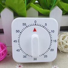 Mechanical Kitchen Cooking Timer Count Down Clock Alarm Reminder 60 Minute Tools