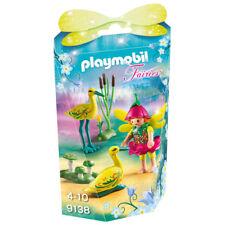 Playmobil Fairies Hada Niña Con Cigueña 9138 Nuevo