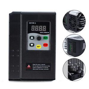 220V/380V 1.5KW/2.2KW Drehzahlregler Frequenzumrichter Variable Frequency Driver