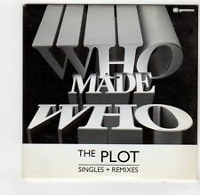 (FQ322) Who Made Who, The Plot - 2009 DJ CD
