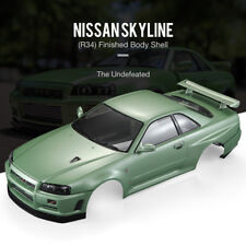Killerbody 48646 Nissans Skyline Finished Body Shell For 1/10 RC Racing Car R3X3