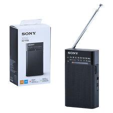 Sony ICF-P26 Black Portable radio with speaker ICFP26