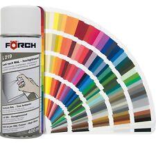 Sprühlack Lackspray Buntlack RAL 1000-9018 Hochglänzend Sprühdose Farbe Spray