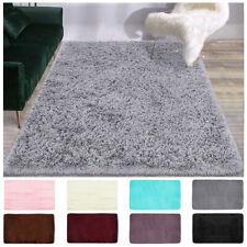 Shaggy Area Rugs Floor Carpet Living Room Rugs Soft Fluffy Mat Home Decor