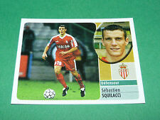 SEBASTIEN SQUILACCI AS MONACO ASM LOUIS II PANINI FOOT 2003 FOOTBALL 2002-2003