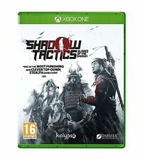 Shadow Tactics: Blades of the Shogun (XBOX ONE) BRAND NEW SEALED