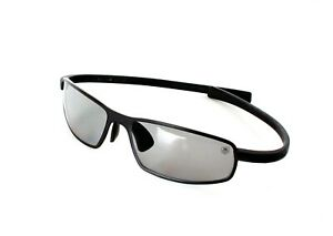 TAG Heuer Sunglasses 5006 Curve Polarized 191 Frame in Case and Box