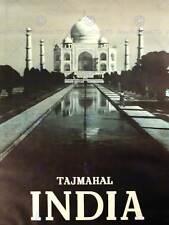 Viaggi India Taj Mahal Palace Nero Bianco fine art print poster 30x40cm cc1968
