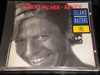 Robert Palmer - Riptide - CD Album - 1985 - 9 Great Tracks