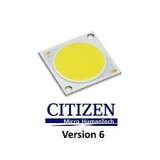 5x CITIZEN CITILED LED Chip 3500K COB module CLU048-1212C4-353H6M3-F1 Version 6