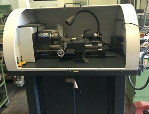Wabeco CC-D4000E CNC Drehmaschine mit Sonderausstattung