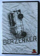 "Toy Machine Skateboarding ""Berzerker"" Raw Tour Skate Video Dvd, New, 2003, Rare"