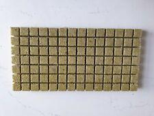5 x Grodan 98 cell cubes sheets